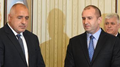 Цветан Цветанов обвини Румен Радев в опит за противопоставяне на институциите