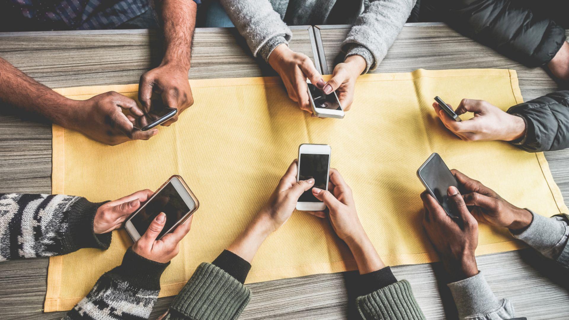 Все повече хора са постоянно свързани с интернет