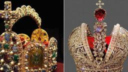 Най-известните корони в света