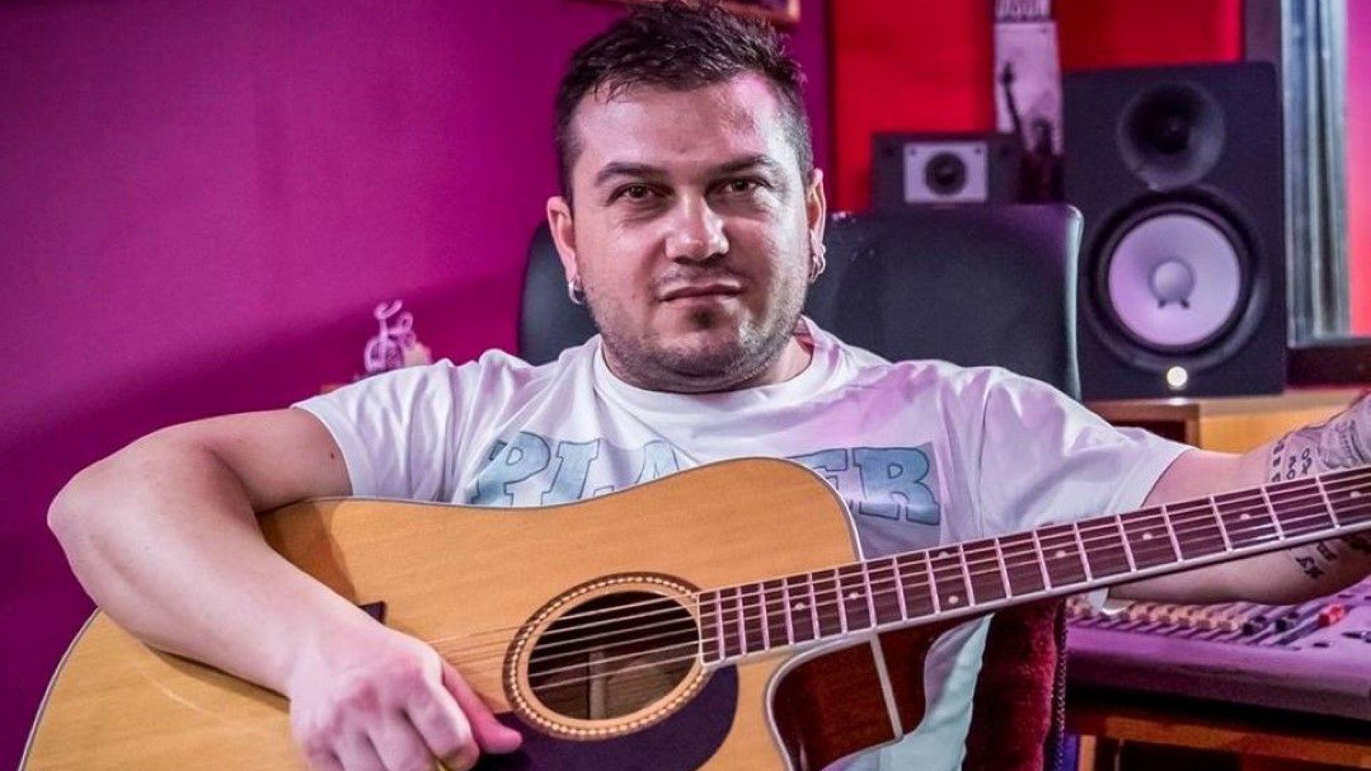 Почина музикант, ранен при катастрофа в Хаинбоаз през лятото