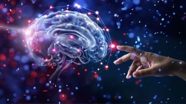 Изкуствен мозък прояви човешка активност