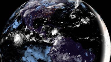 Нови мощни урагани и в Атлантика, и в Тихия океан
