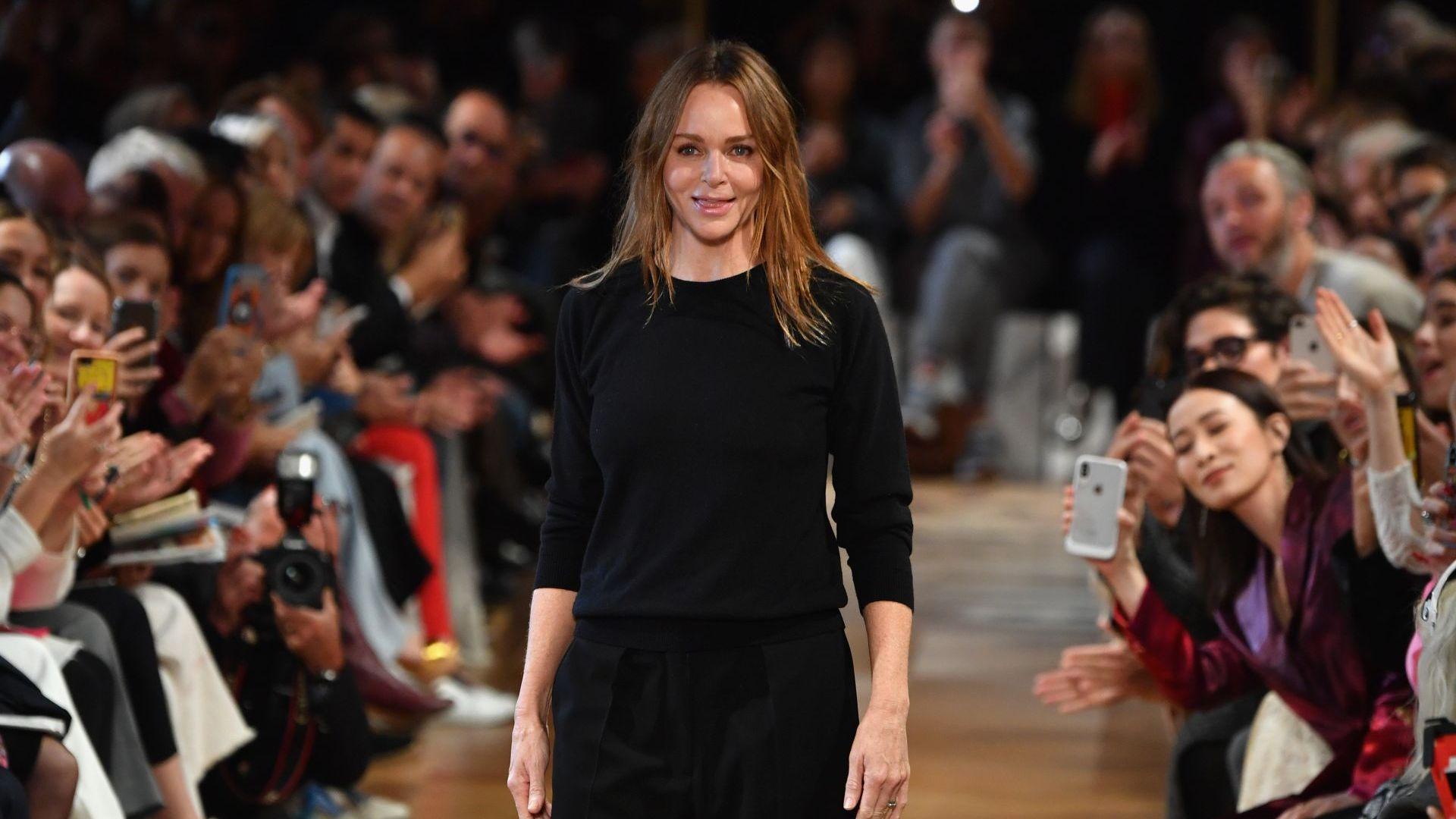 Стела Макартни представи ежедневни облекла в Париж (снимки)