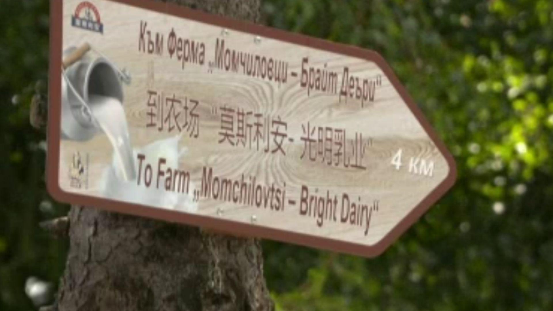 Германска телевизия разказа защо в наше село учат китайски