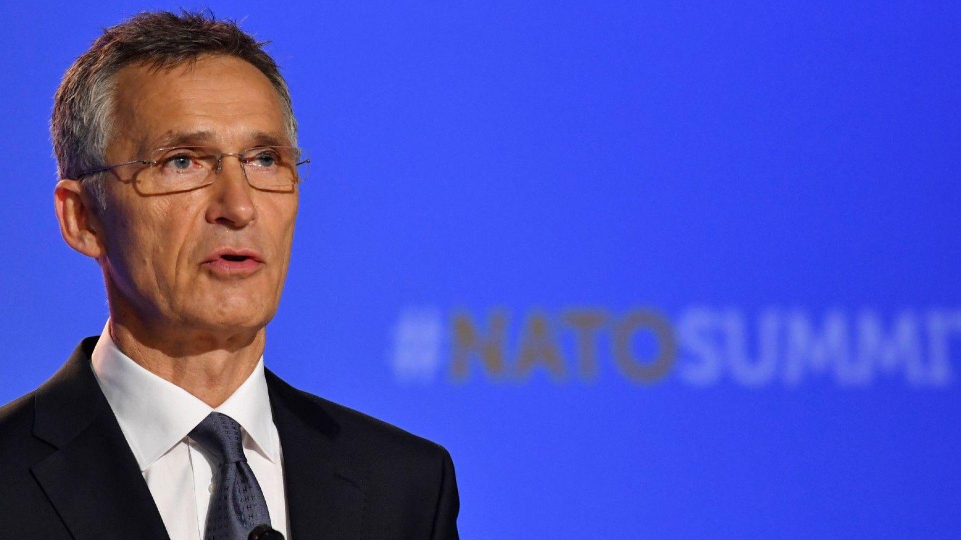НАТО тренира отговор на нападение срещу страна членка и кани Русия да гледа