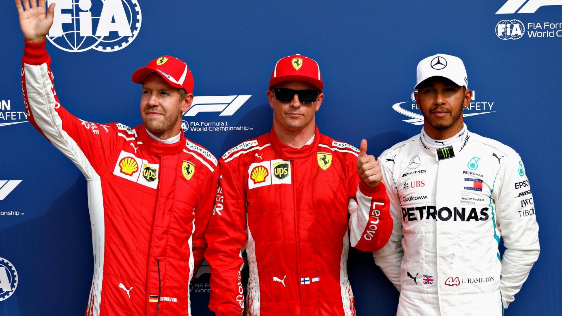 Отново фрапиращи разлики в заплатите на асовете във Формула 1