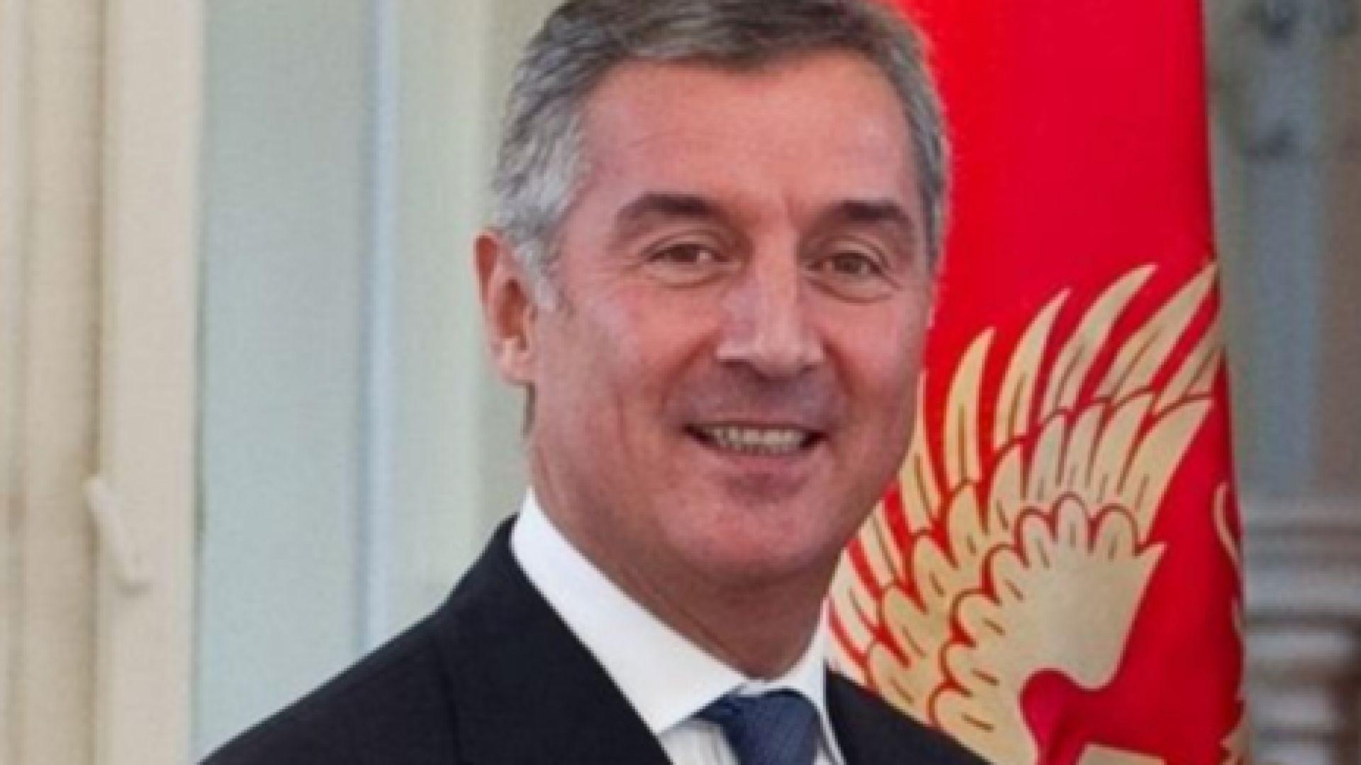 Президентът на Черна гора: Референдумът в Македония е като сигнал за тревога за ЕС