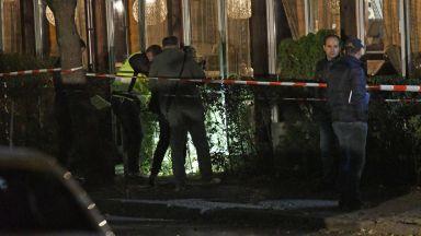 Простреляха двама бандити в София (снимки)