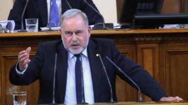 Славчо Велков подаде оставка, вече не е депутат от БСП