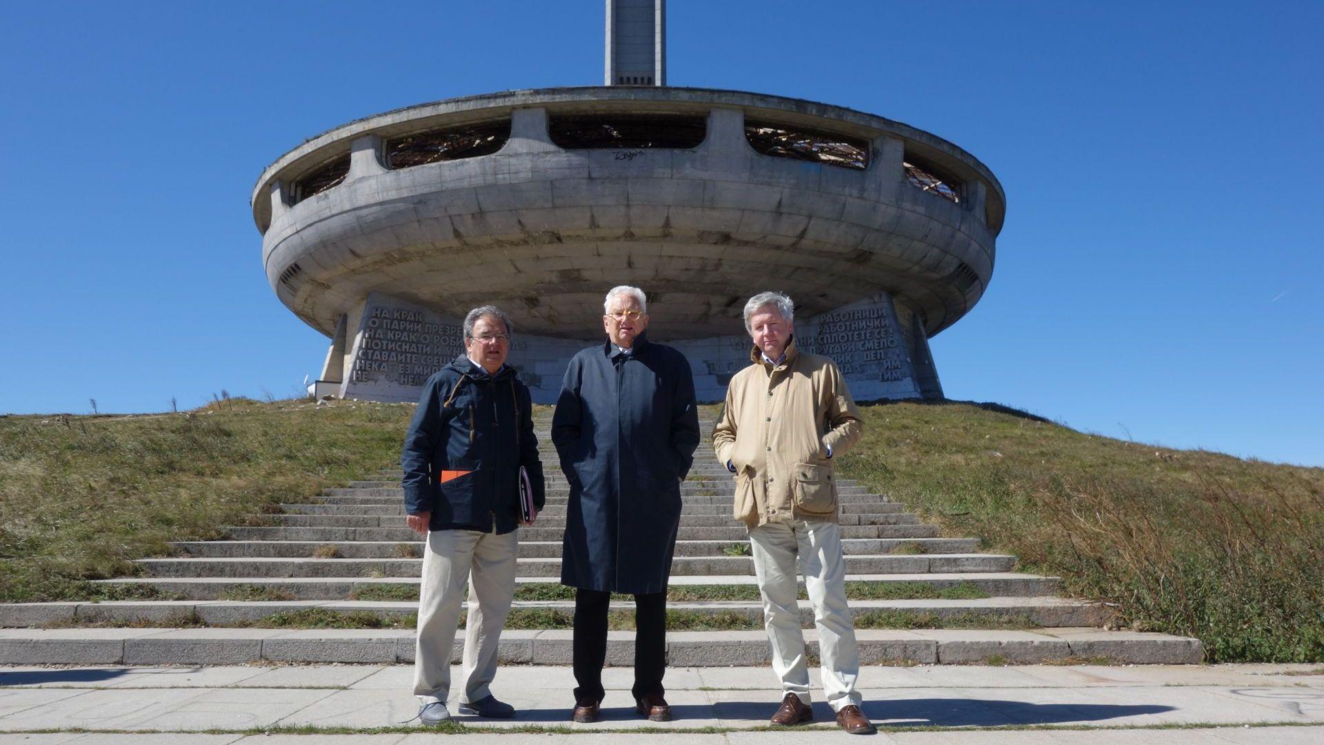 Европейски експерти очертаха план за опазване на паметника Бузлуджа