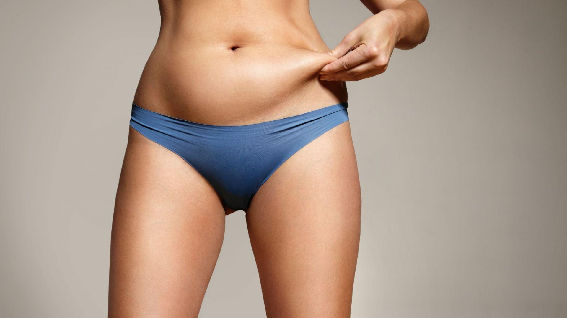 Ударните диети увеличават коремните мазнини и отслабват мускулатурата