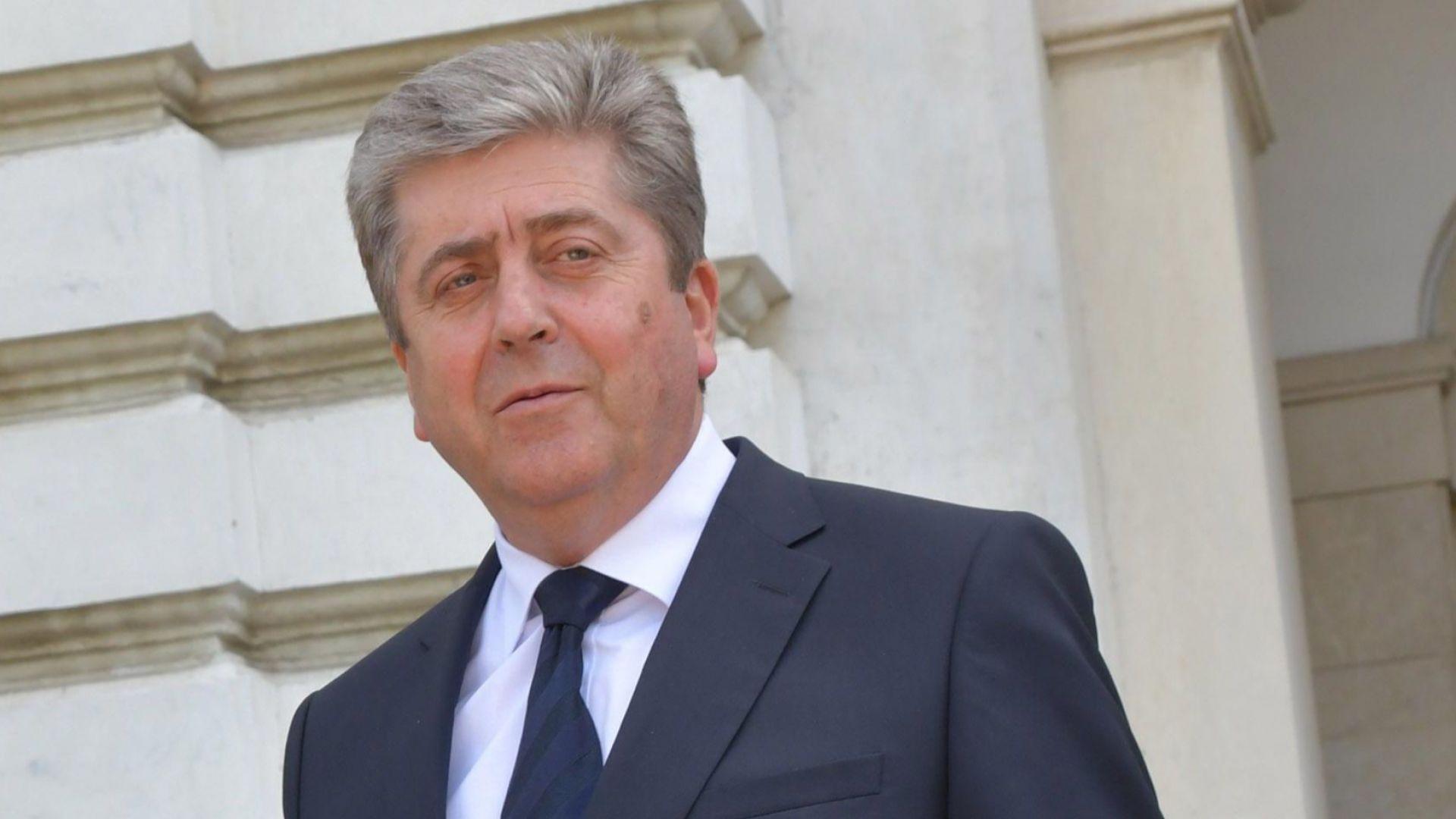 """Първанов 90% сигурен, че """"Турски поток"""" ще мине през България"""