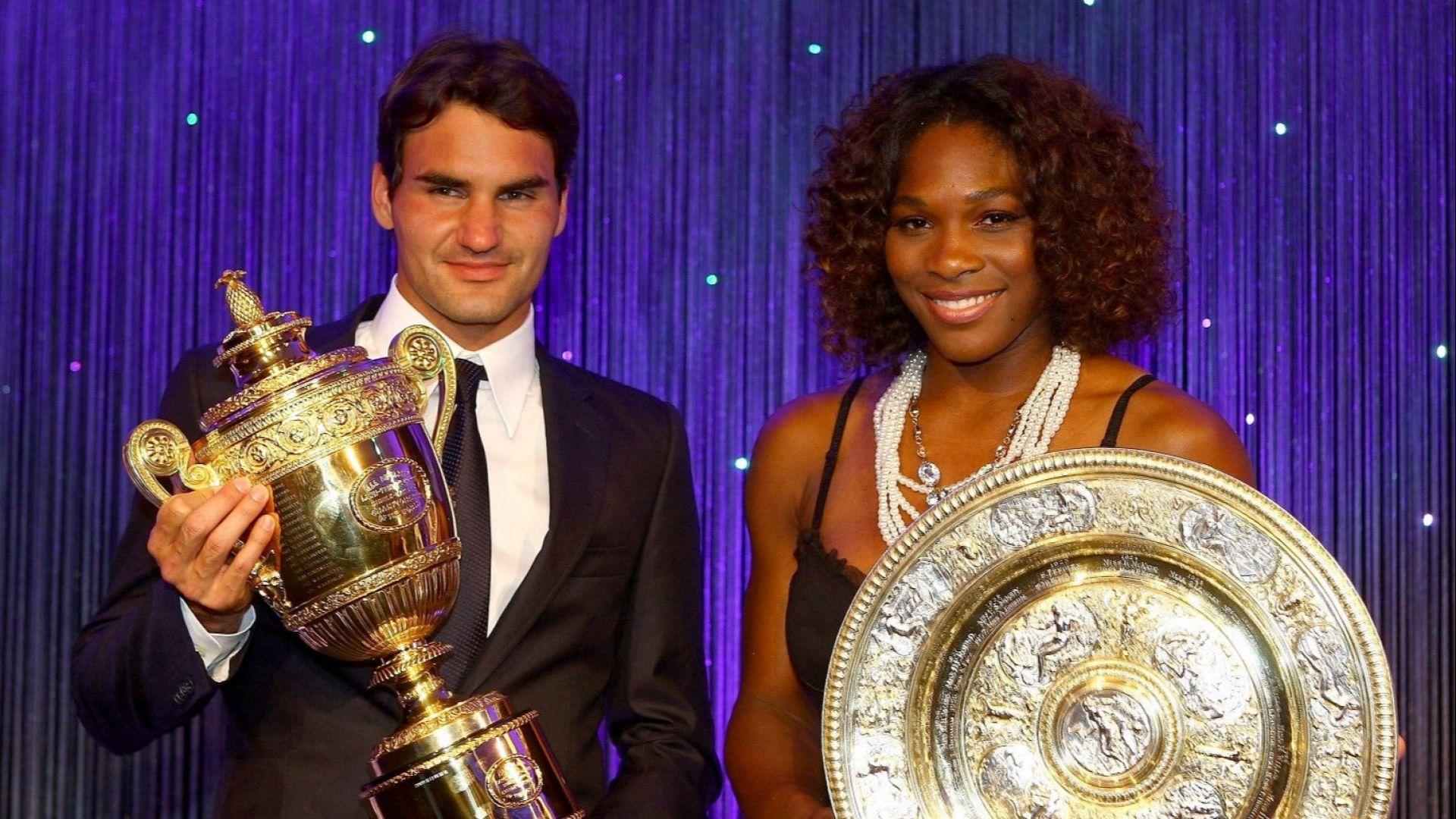 Историческо: Серина и Федерер ще мерят сили на корта