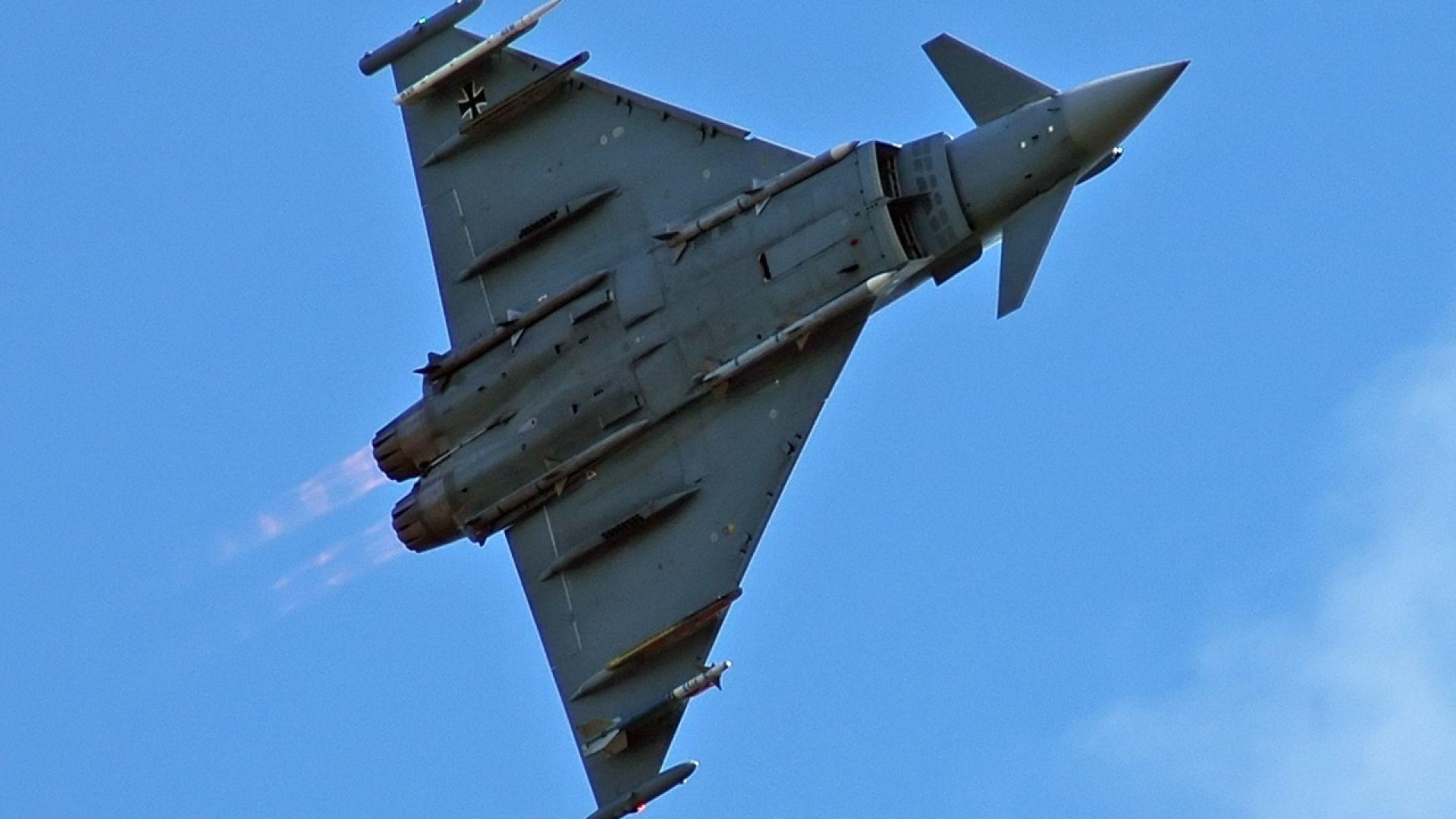 Индонезия иска да се въоръжи с Eurofighter Typhoon