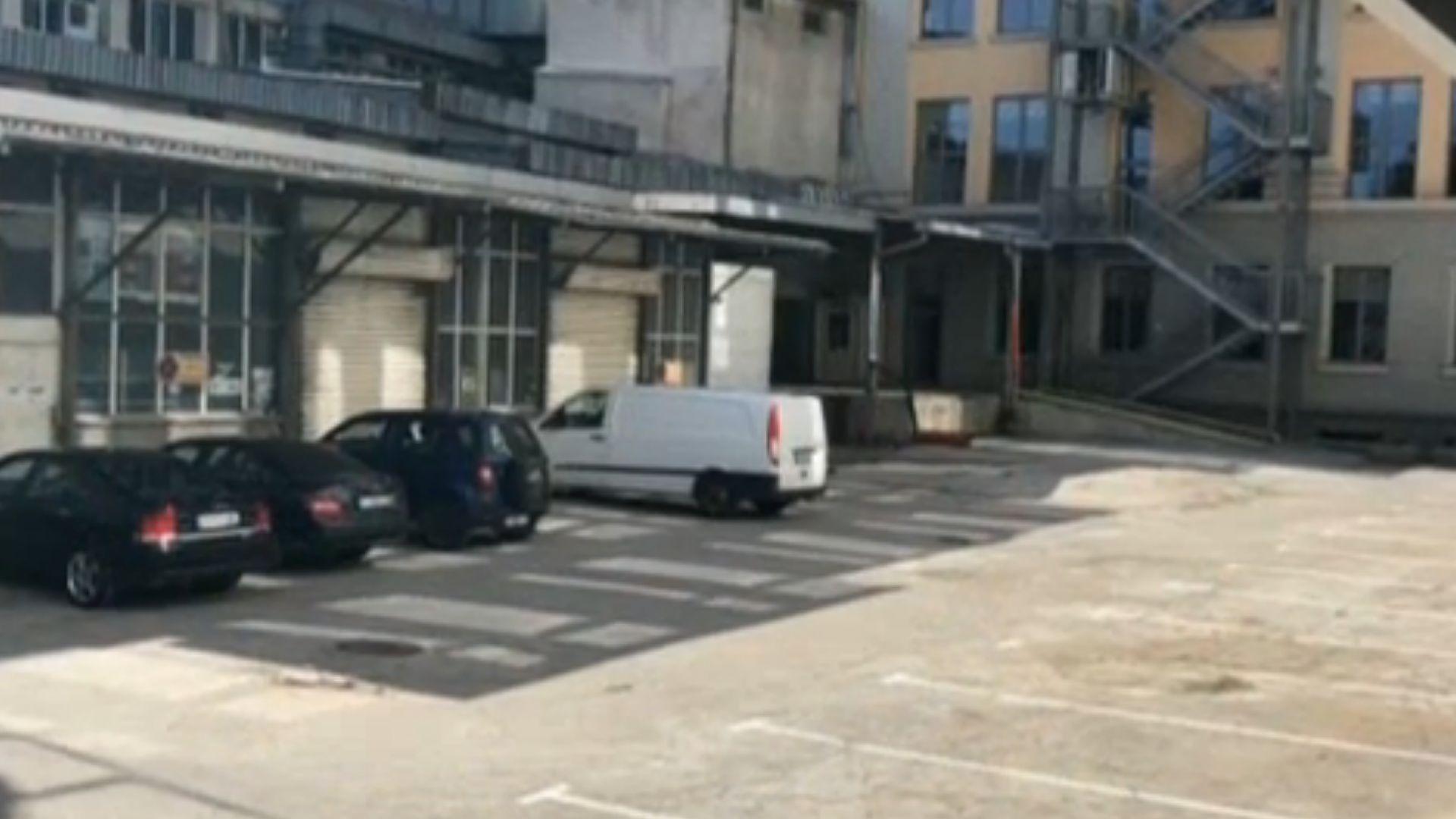 7-етажен паркинг вдигат в двора на Полиграфическия комбинат
