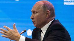 Путин: Скрипал е измет и предател