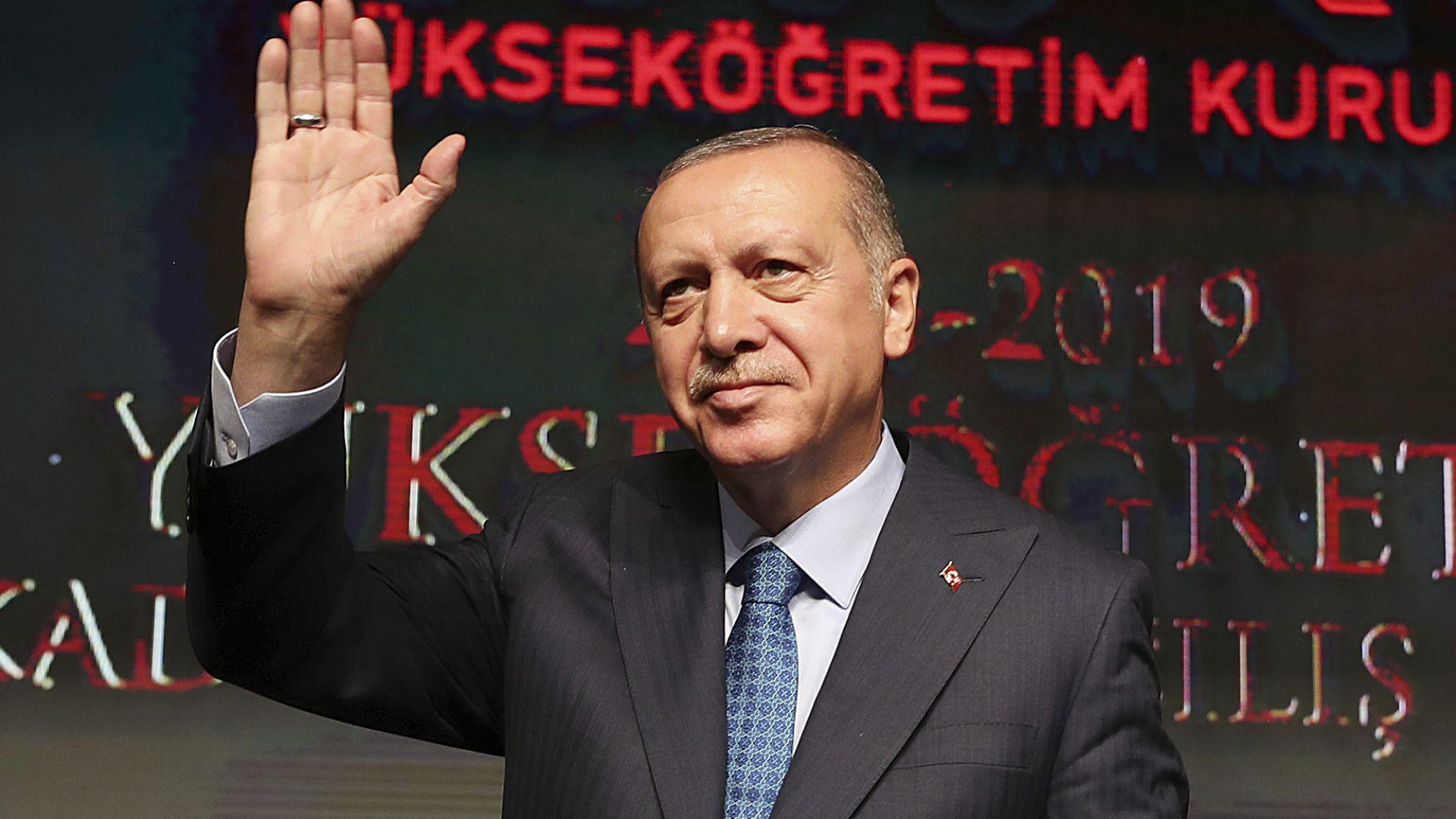 Висшата избирателна комисия на Турция реши да отмени резултатите от