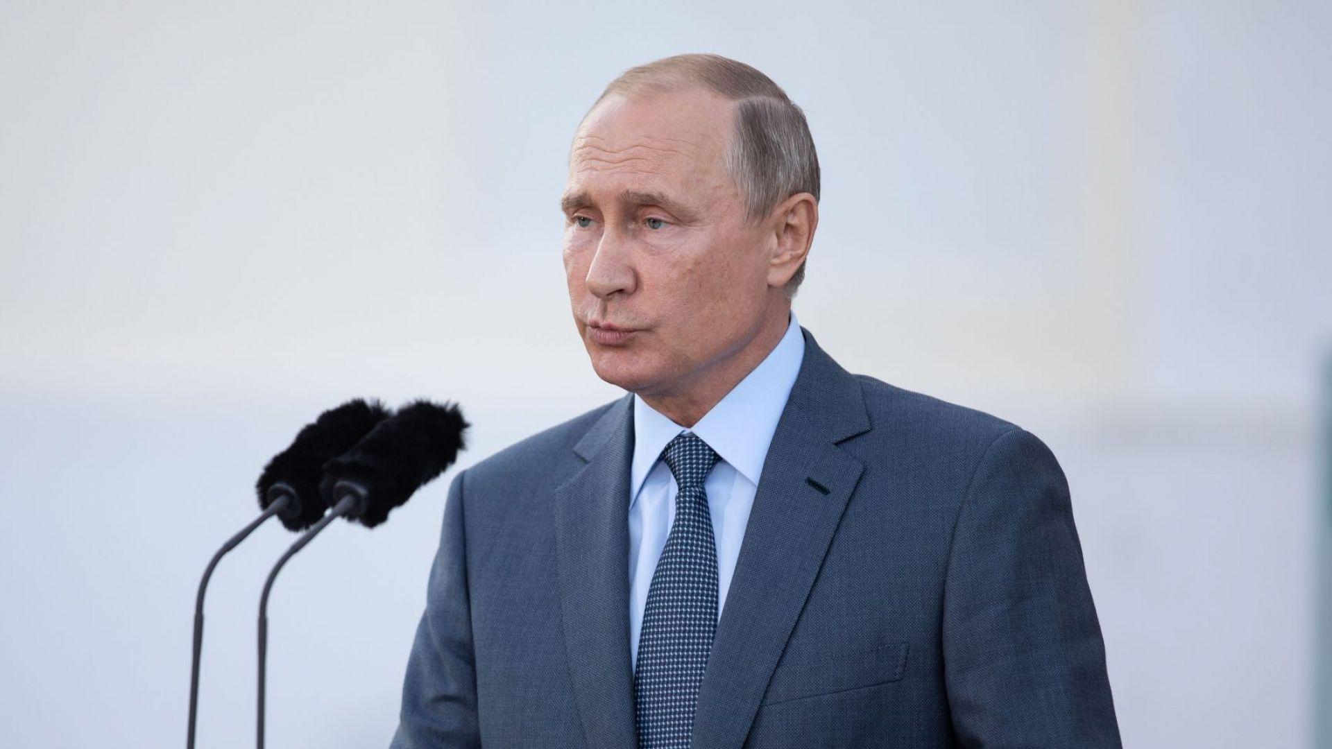 Путин към Европа: Не проявявайте слабост като България в защитата на интересите си