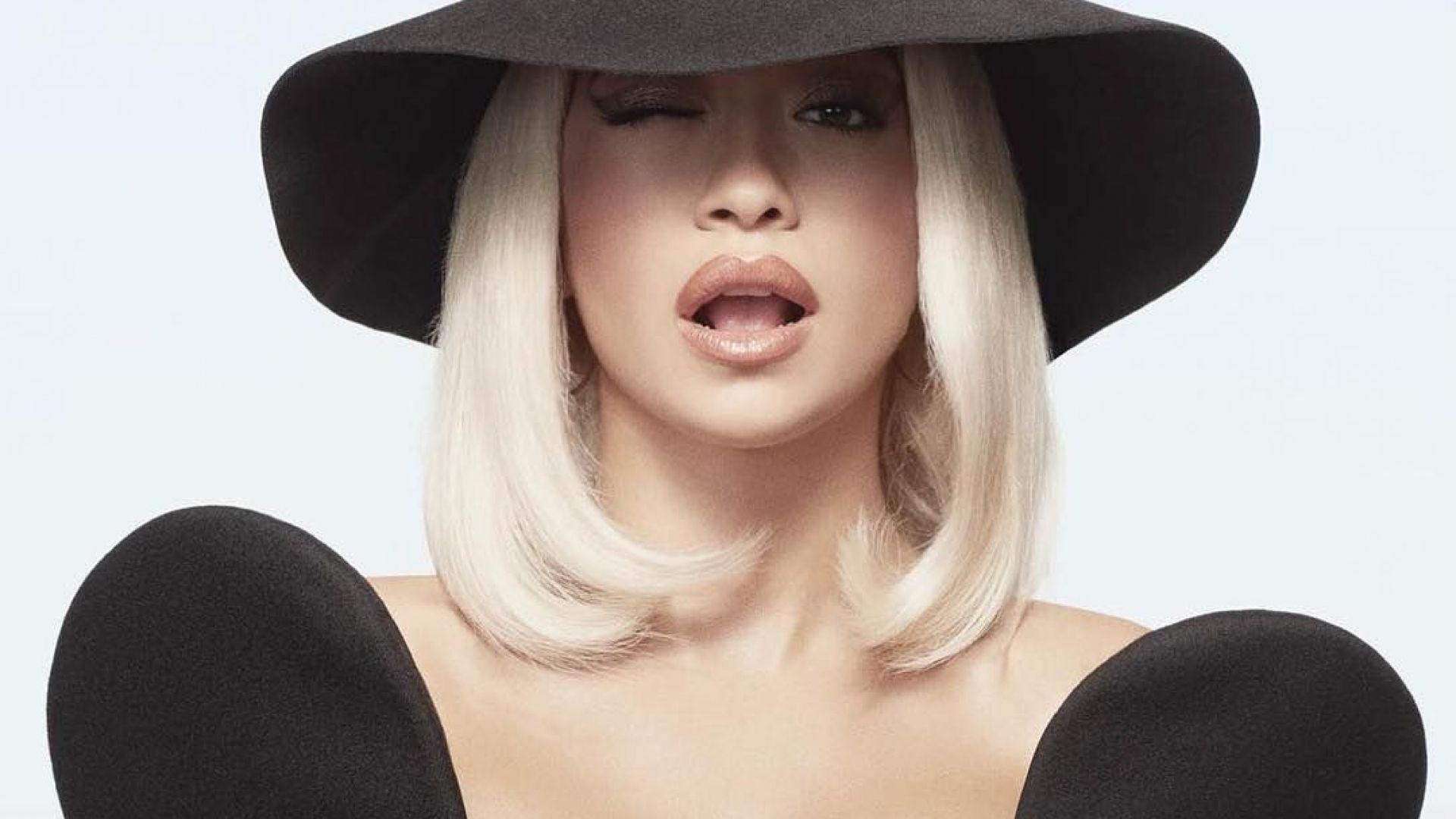 Рита Ора стана първата жена на корицата на арабския Esquire