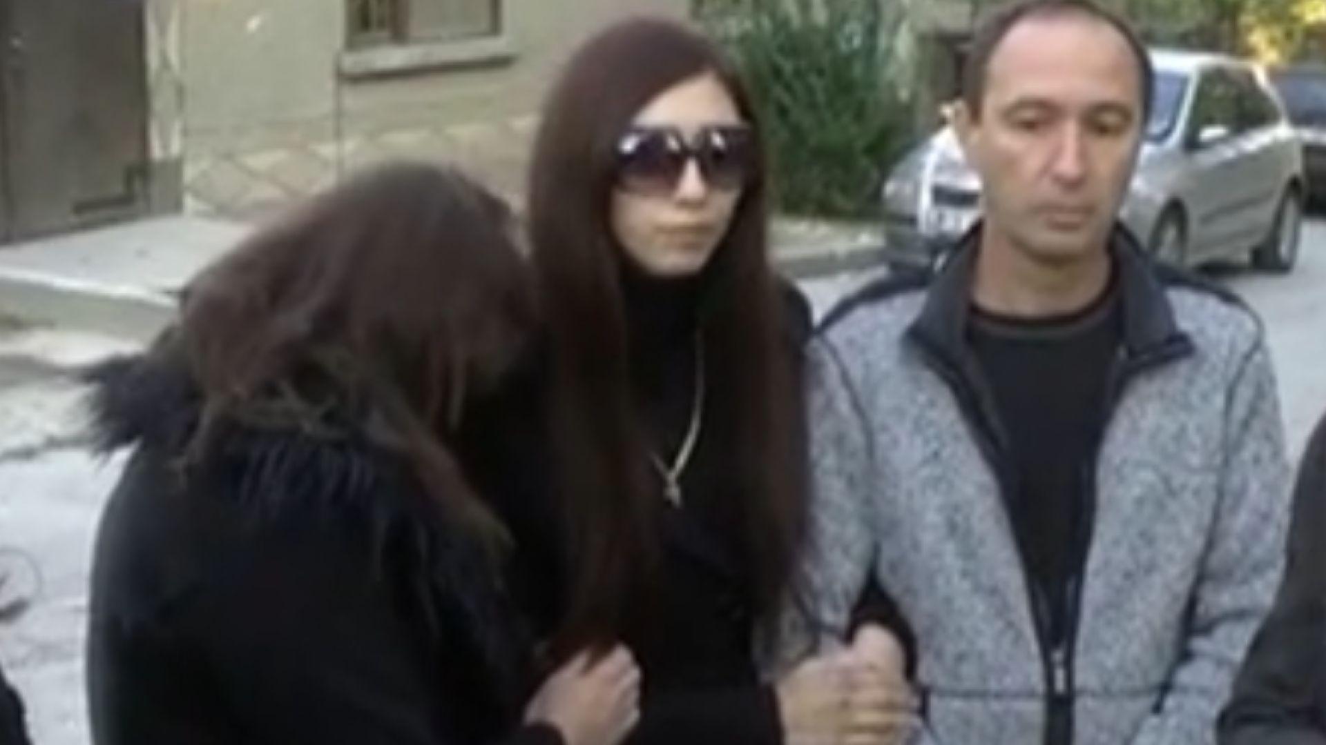 Близките на убитата от полицейска кола жена призоваха за справедливост