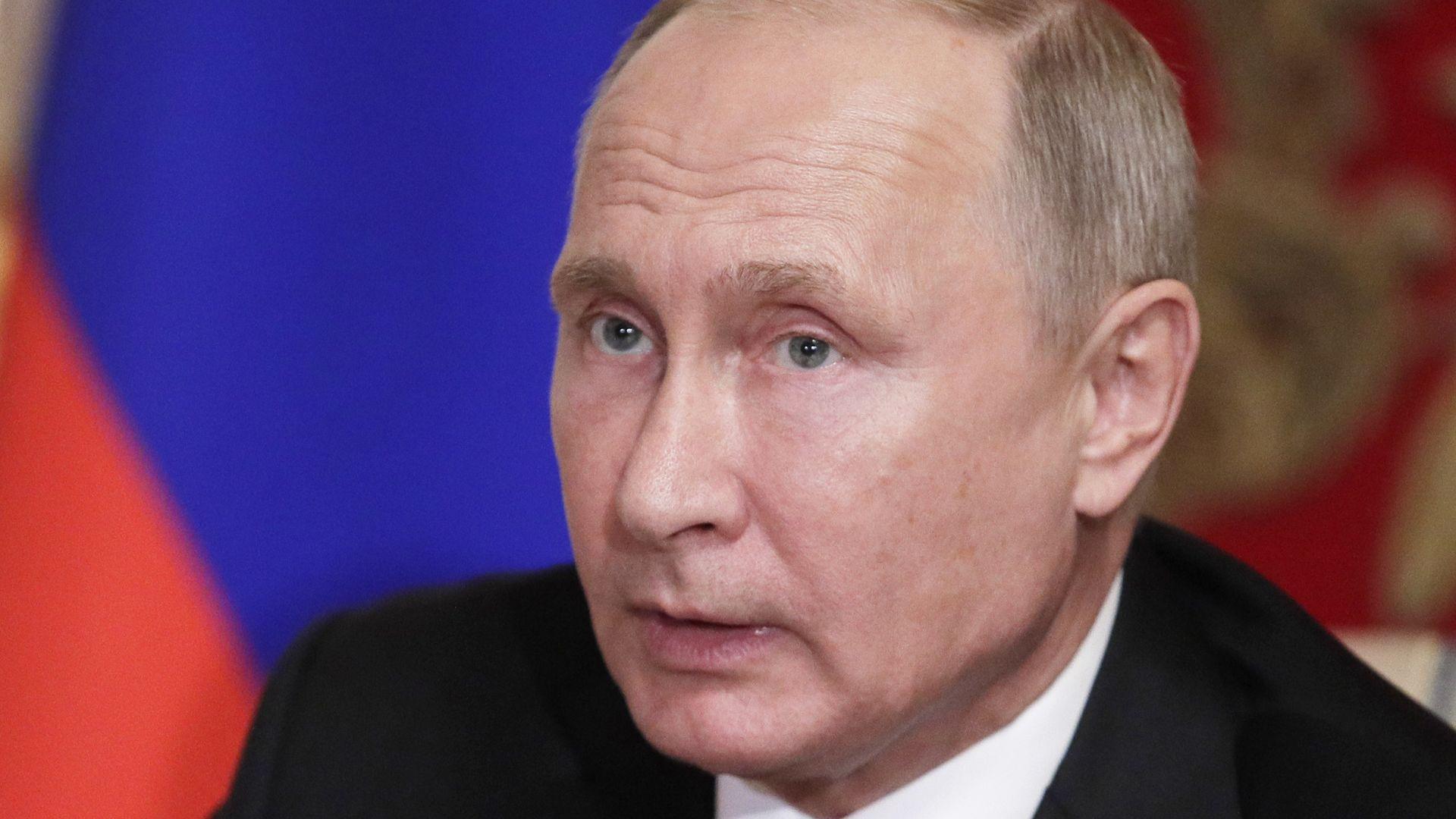 Владимир Путин: Трагедията в Керч е резултат от глобализацията