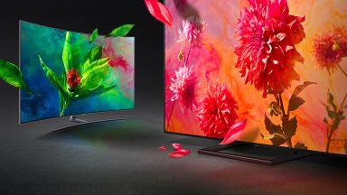 Samsung QLED TV е един много добър и издръжлив телевизор