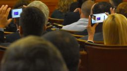 "Гласуват третия вот на недоверие срещу кабинета ""Борисов 3"""