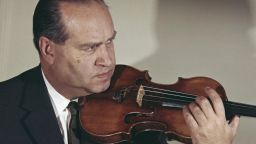 Откраднали цигулката на Давид Ойстрах по... филм