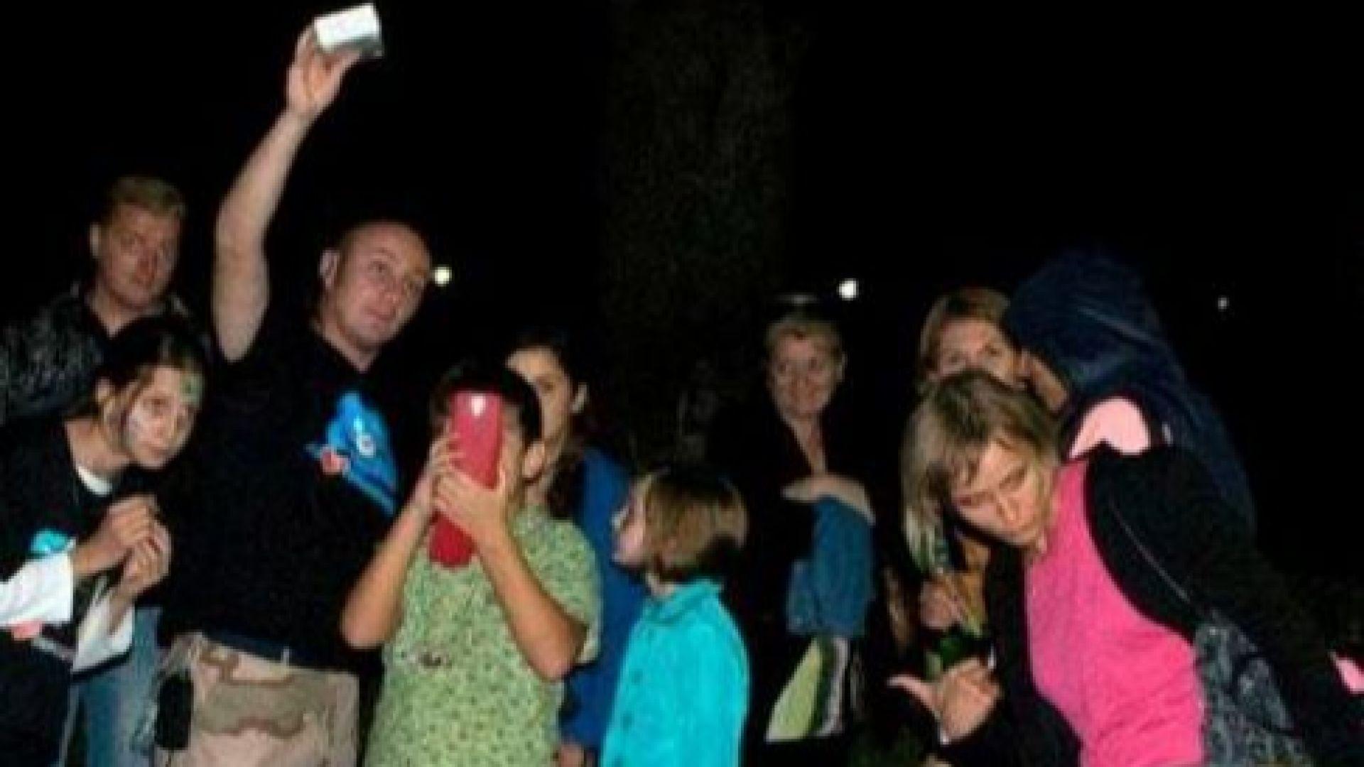 В Бургас отбелязват нощта на прилепите