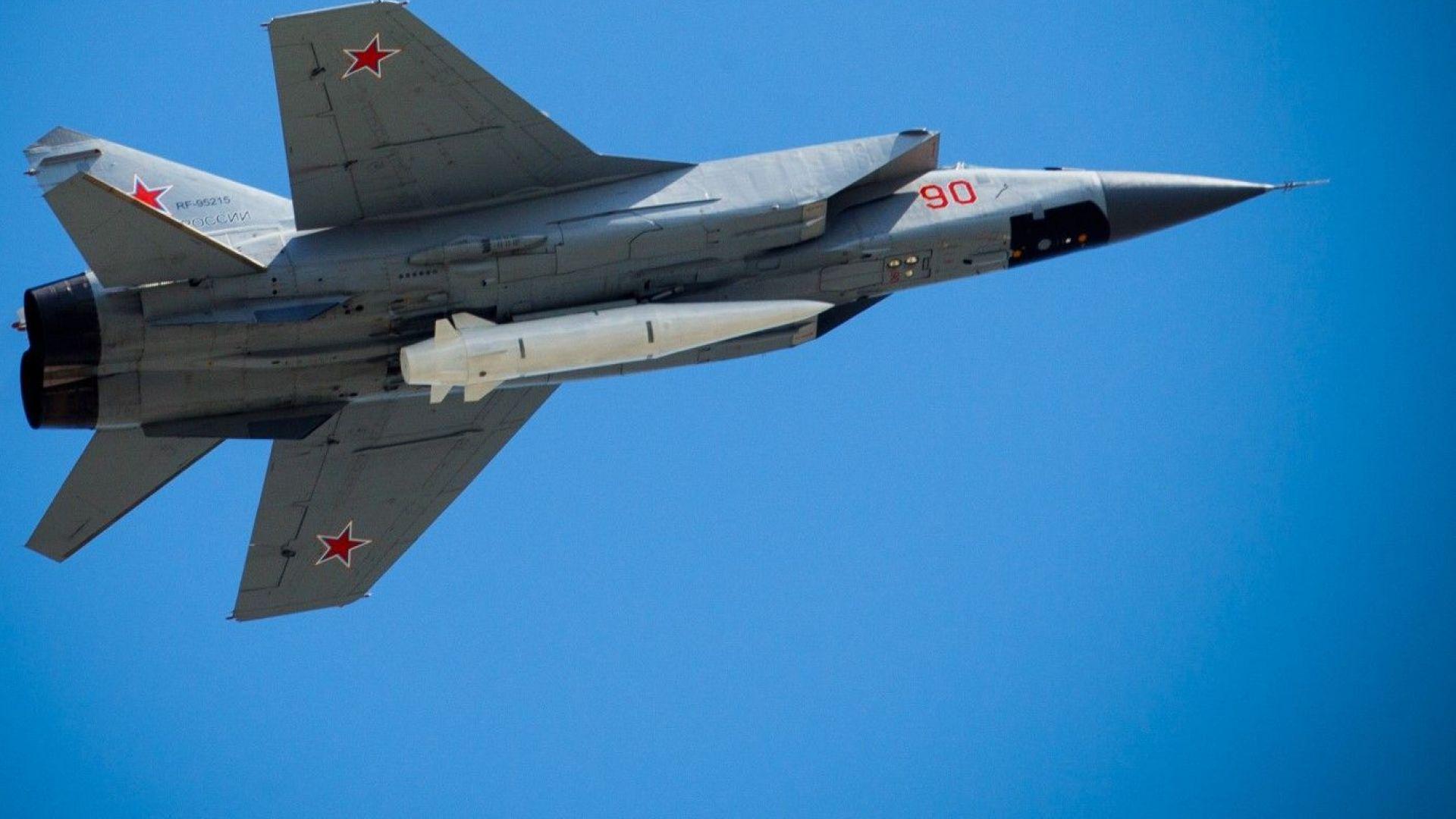 Разкриха подробности за новите руски оръжия