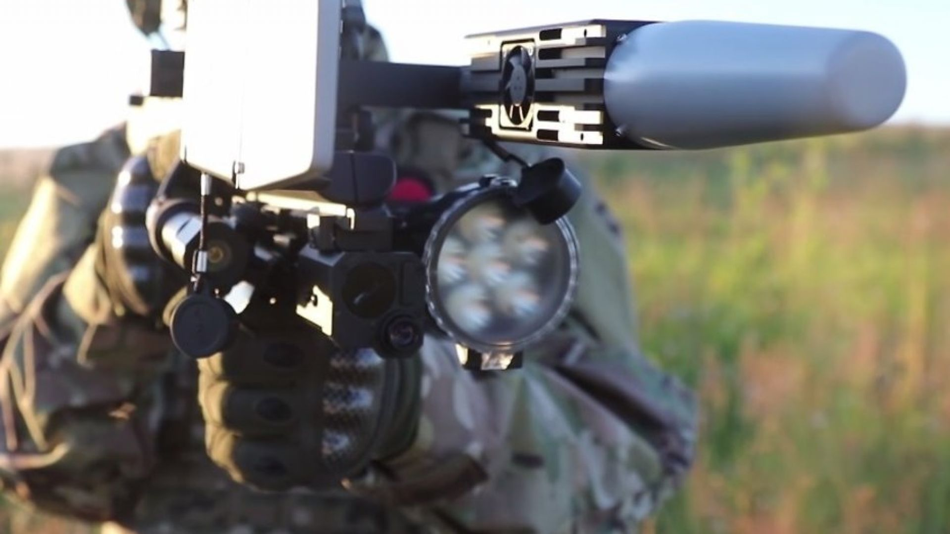 Русия започна изпитания на електромагнитна пушка