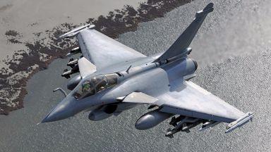 Какви са новите бойни самолети на Хърватия (снимки)