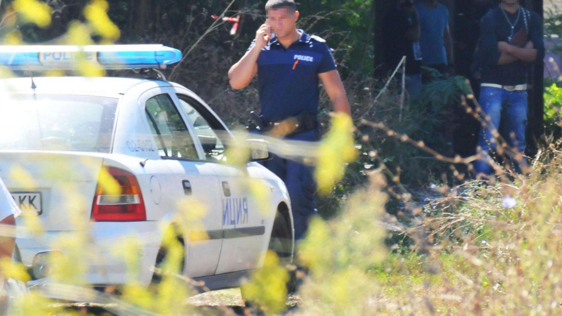 Жестоко убийство във вилната зона на Сливен