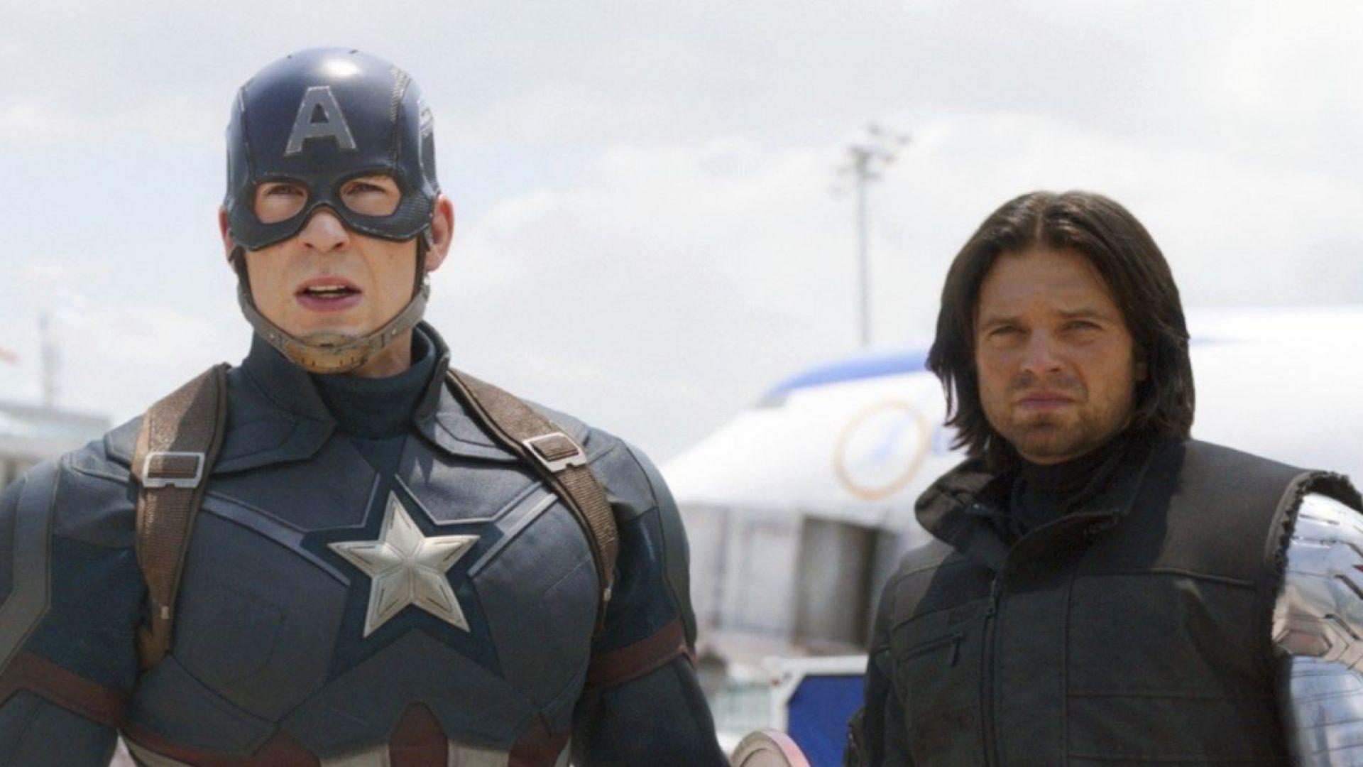 """""""Отмъстителят"""" Крис Евънс се сбогува с ролята на Капитан Америка"""