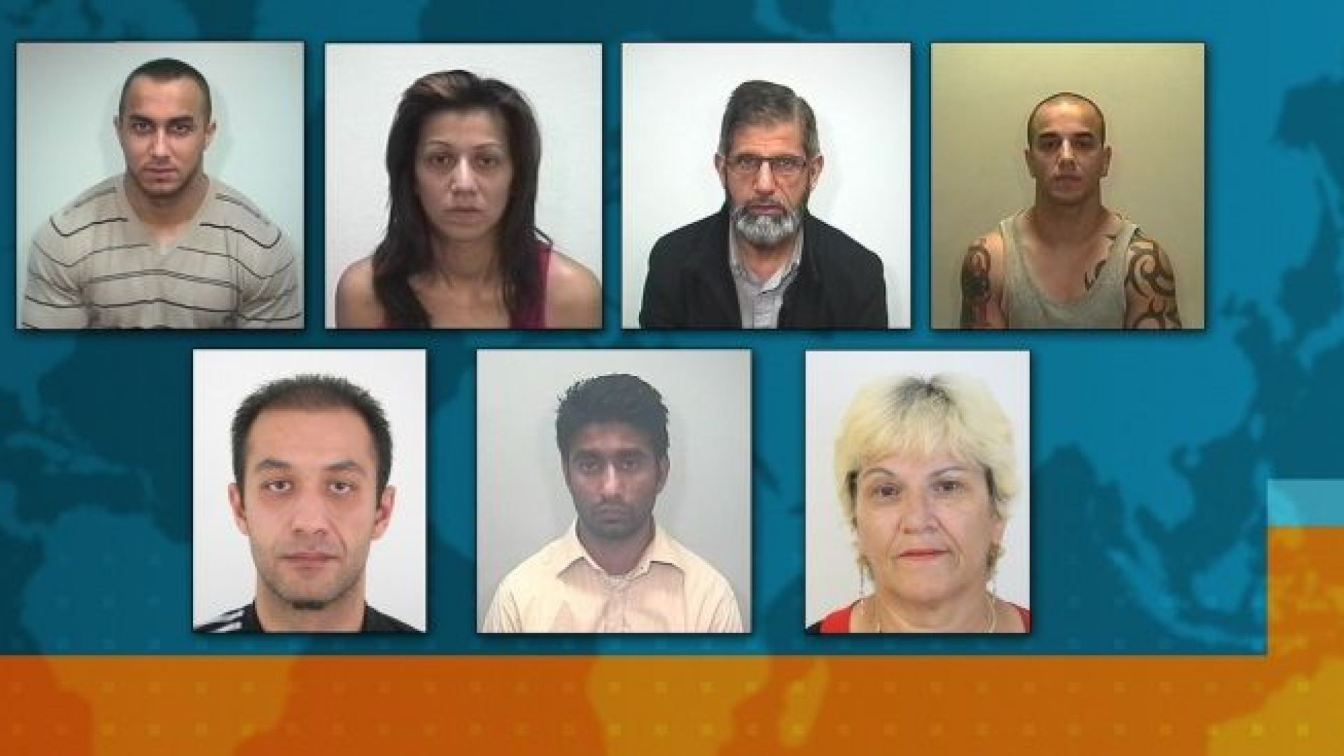 Разбиха и вкараха в затвора банда за съвременно робство във Великобритания
