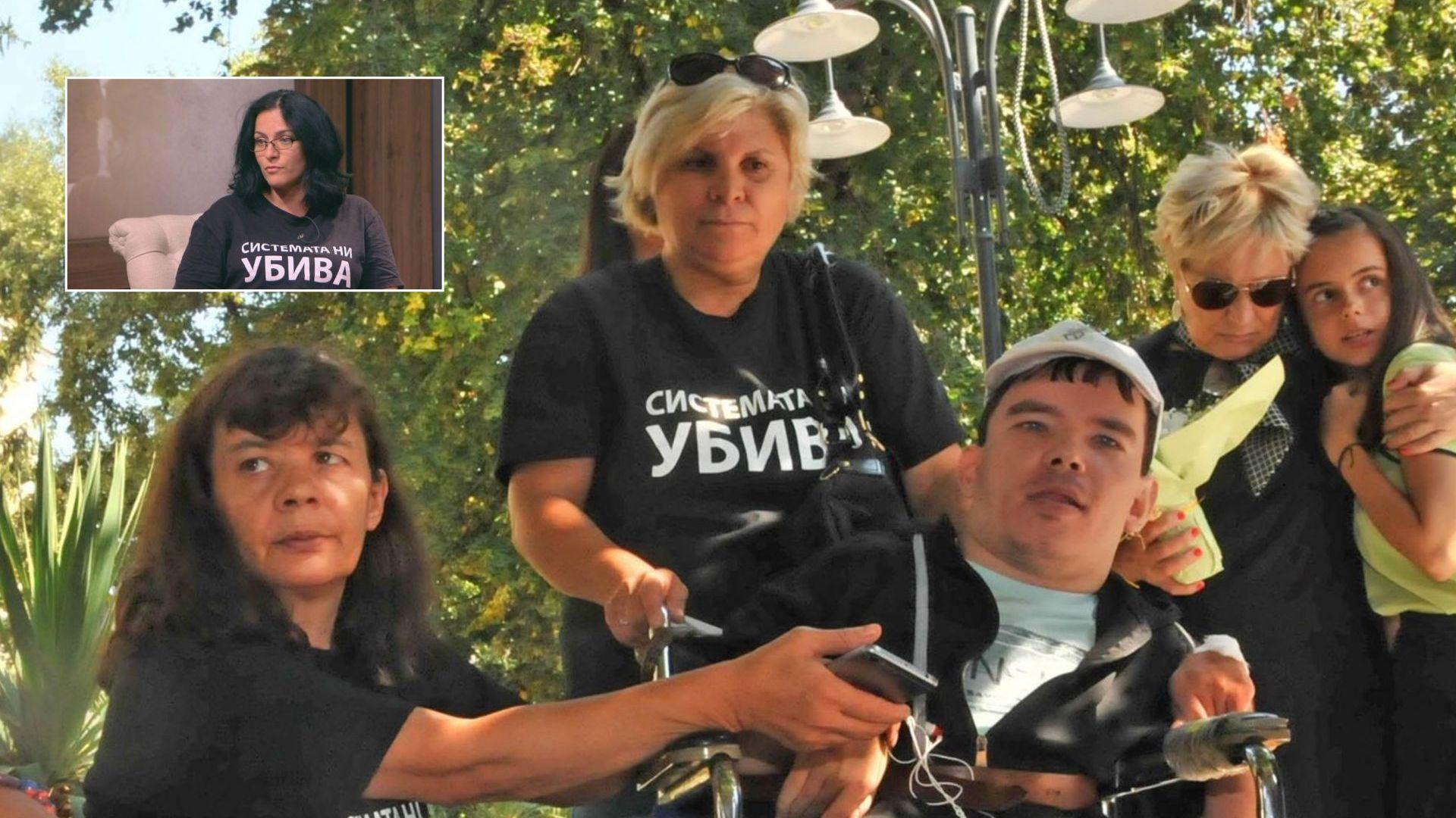 Майка на дете с увреждания: Премиерът да поеме отговорност, че не свърши нищо