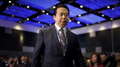 Интерпол официално поиска от Китай информация за изчезналия си президент