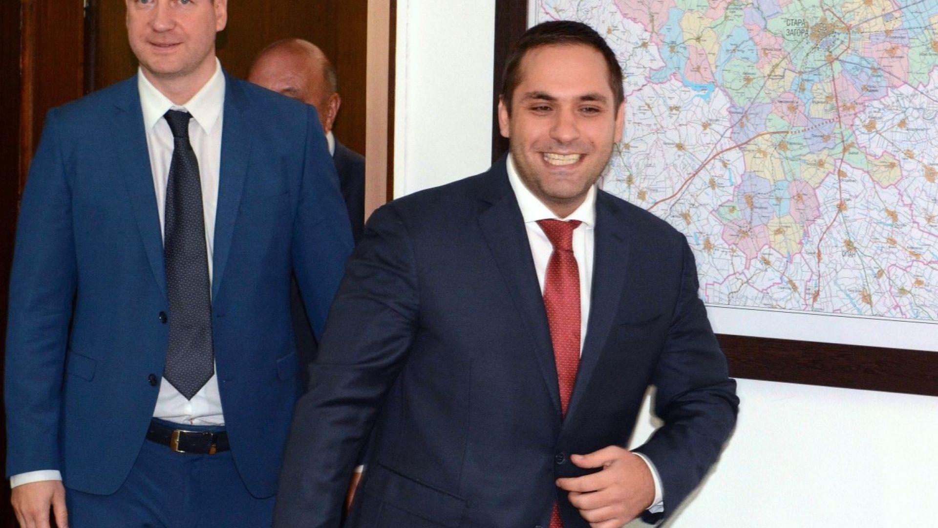 Министър: Има напрежение в бизнеса заради закона за горивата