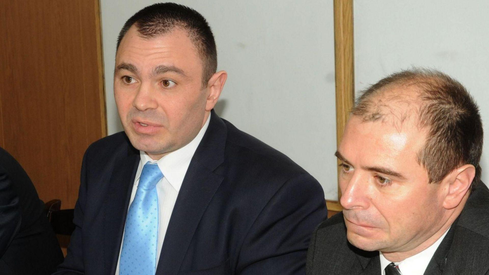 Светлозар Лазаров: Нямам амбиции да съм главен секретар на МВР