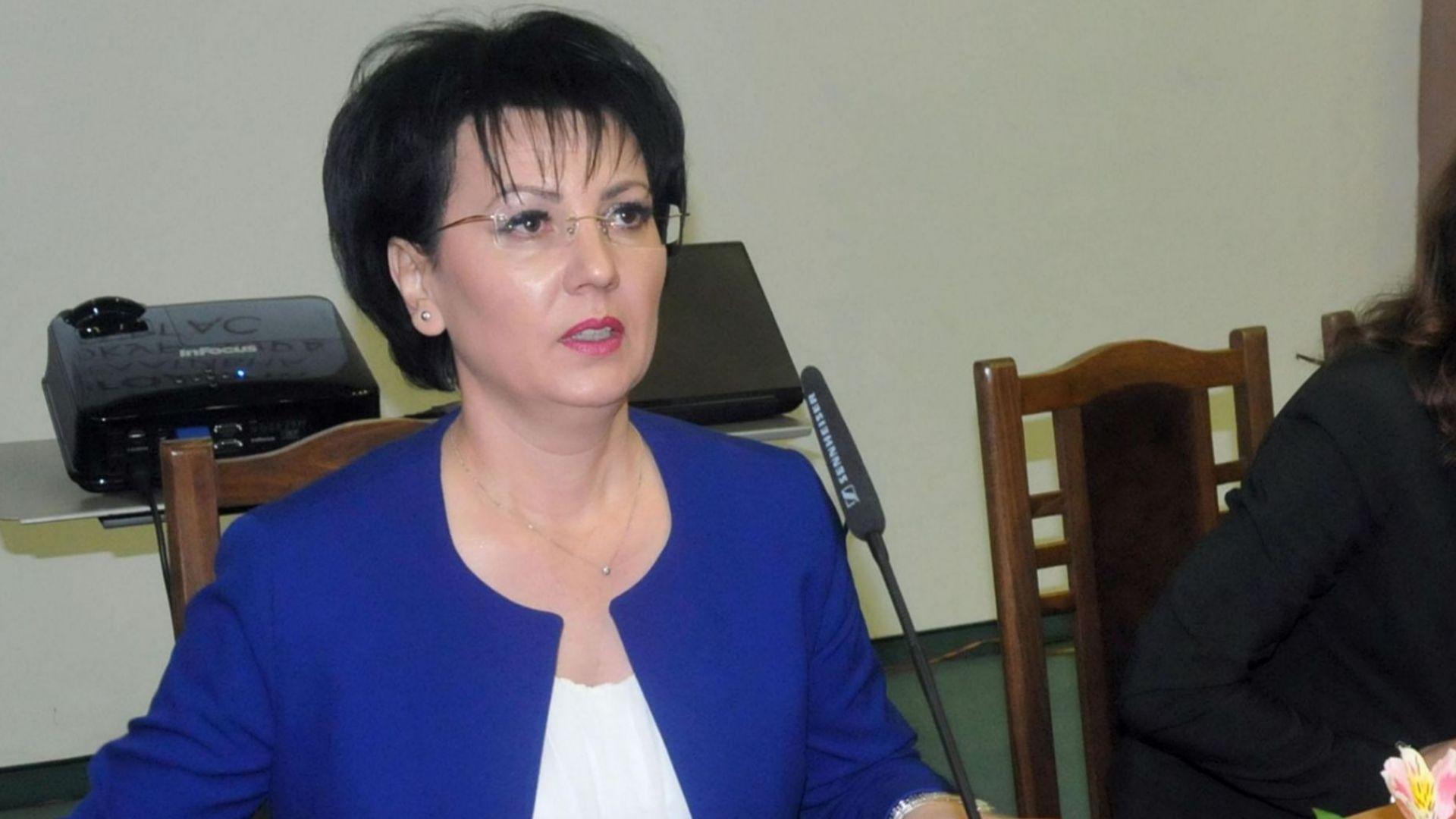 Румяна Арнаудова: В прокуратурата постъпи сигнал за апартамента на Цветан Цветанов