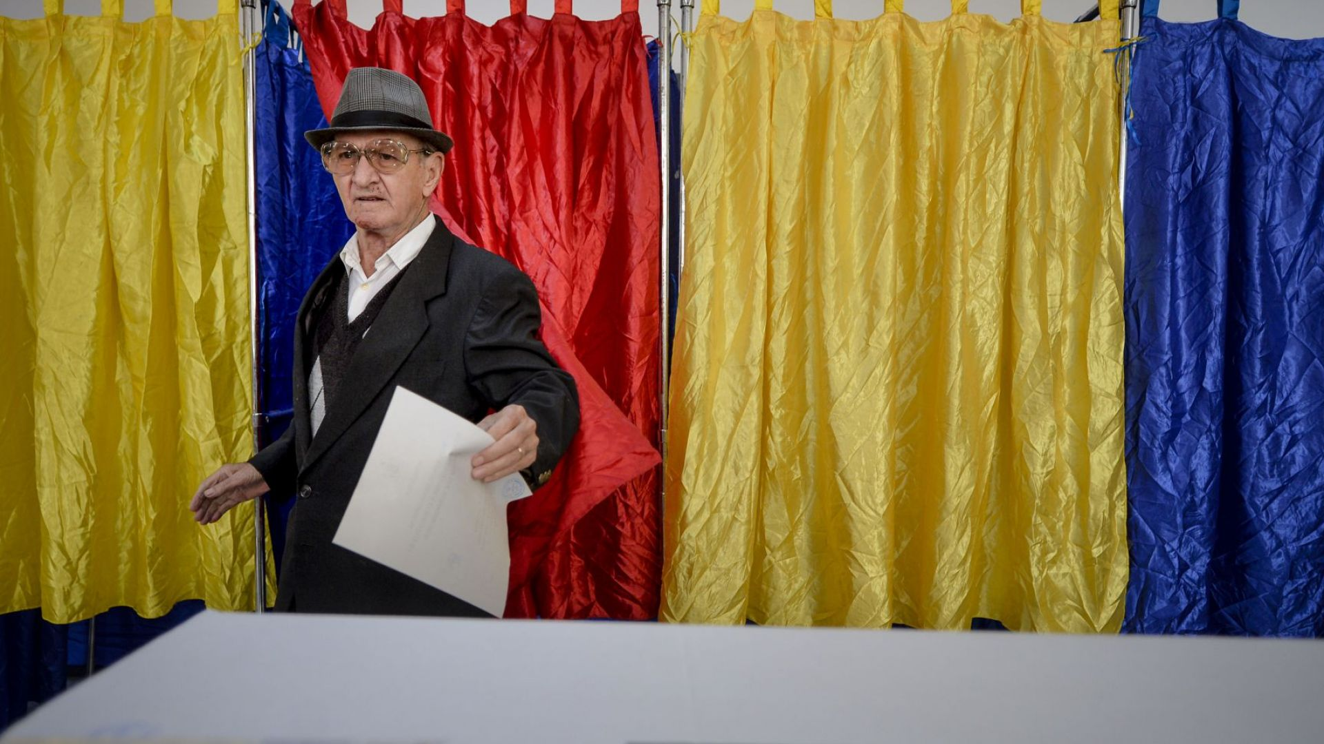 Слабо участие на референдума за семейството в Румъния