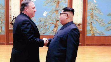 Положени са основите за втора среща Ким-Тръмп (видео)