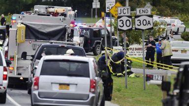 20 загинаха при катастрофа с лимузина в САЩ