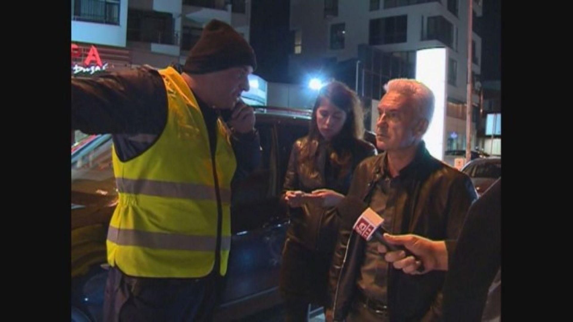 Сидеров говори с шефа на НСО заради инцидента с жена си, засега остават без охрана