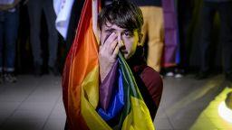 Провал на референдума за забрана на гей бракове в Румъния