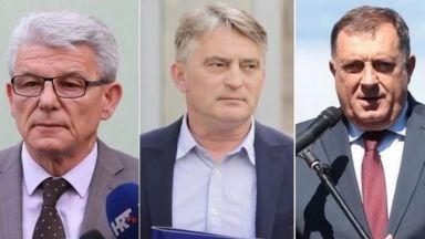 Националисти с пробив на изборите в Босна и Херцеговина