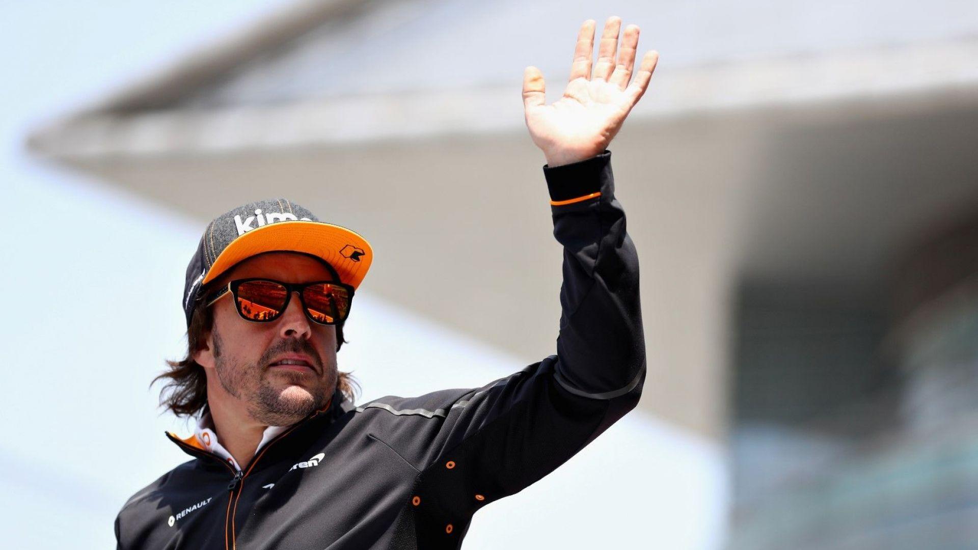 Алонсо се цели в един от големите рекорди на Шуми, на сбогуване с Формула 1
