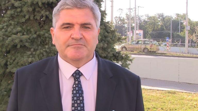 Директорът на областната дирекция на МВР в Русе старши комисар