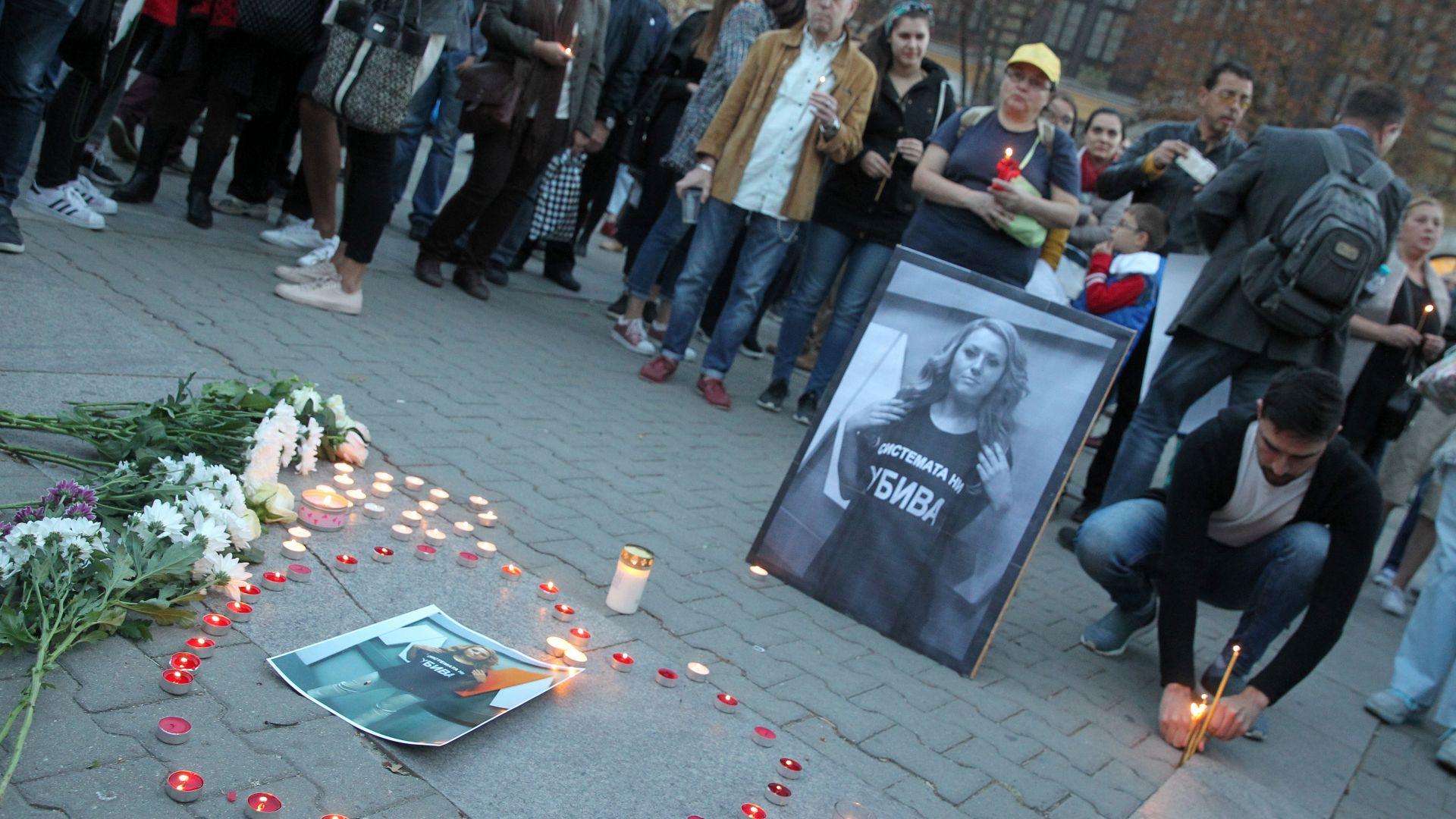 Неофициално: Има задържан за убийството на Виктория Маринова