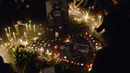 Хиляди хора участваха в бденията в памет на Виктория Маринова (снимки)
